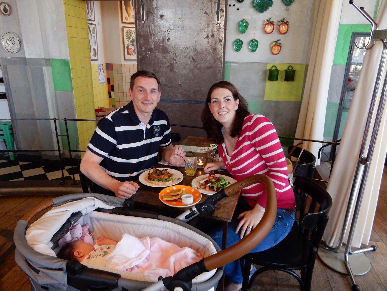 Een heerlijke lunch bij Villa Augustus - Dordrecht