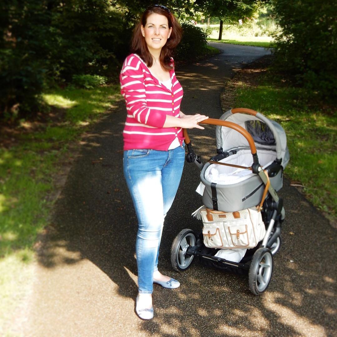 Een heerlijke wandeling in het Wantij Park