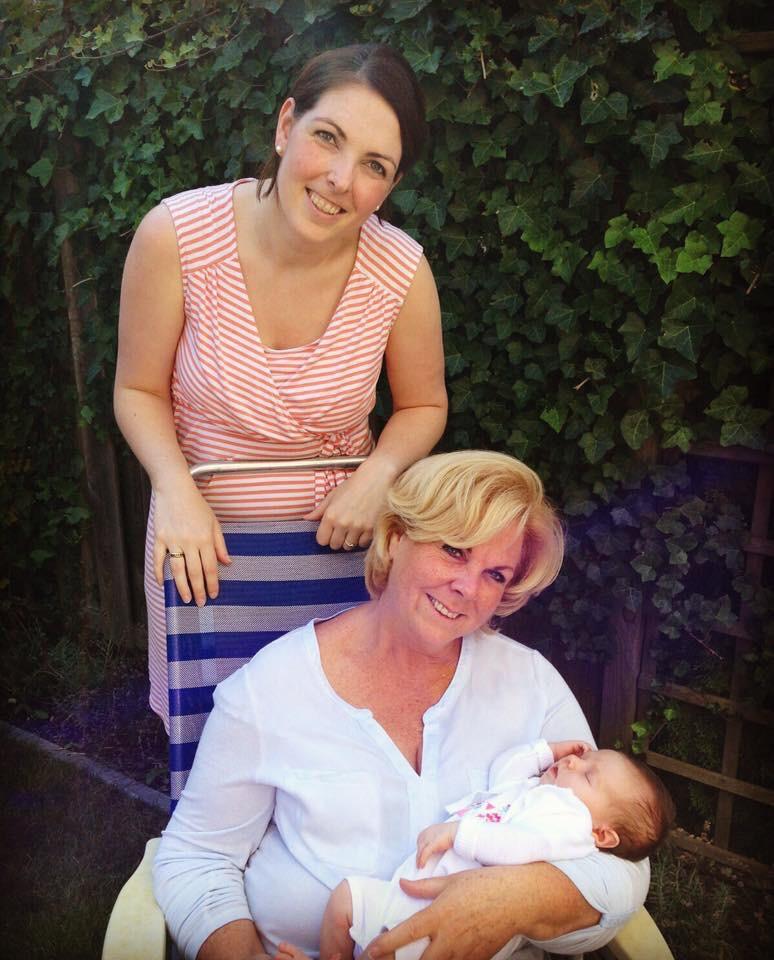 drie generaties