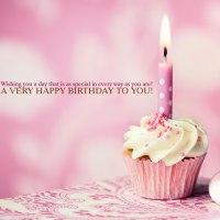 Verjaardagsboodschappen, help!