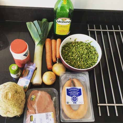 Recept erwtensoep makkelijk en snel