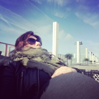 jolanda-na-strandwandeling