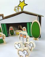 Winnen kerststal dick bruna 2x for Huis winnen