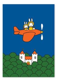 nijntje-poster-vliegen-xl