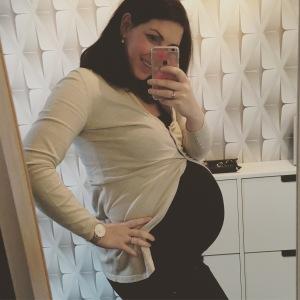 MoedersNatuurlijk - 9 maanden zwanger