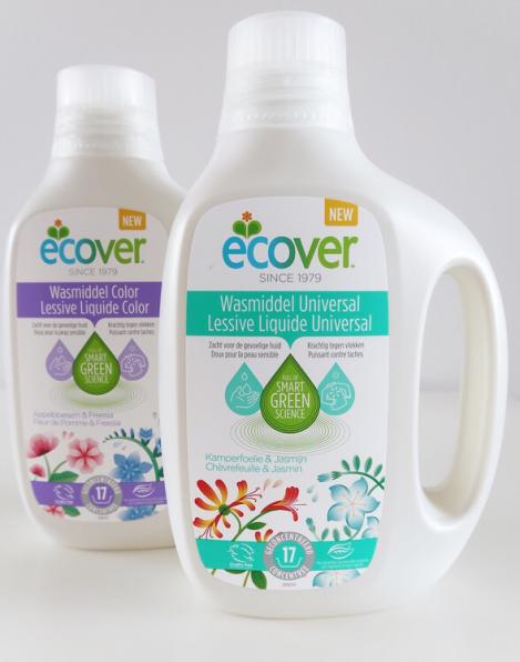 Ecover Wasmiddel smart green science