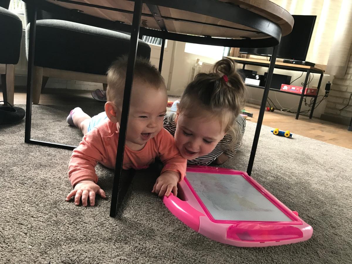 2 Kinderen onder de 2 jaar