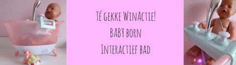 BABY born Interactief Bad