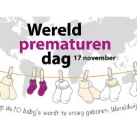 Wereld Prematuren Dag; deze vragen stel je niet tijdens kraambezoek